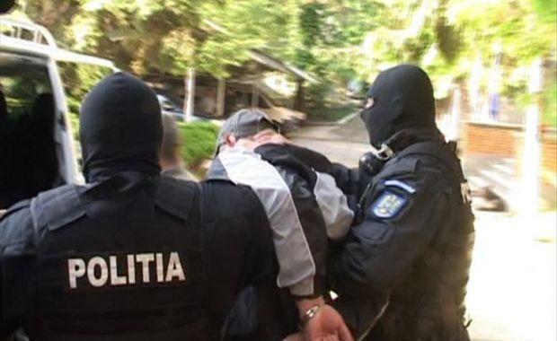 politia perchezitii