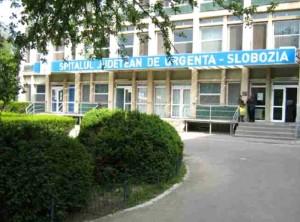 spital slobozia