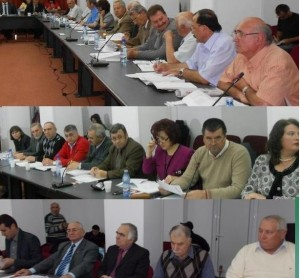 Consilieri judeteni CJI