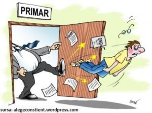 Caricatura Primar