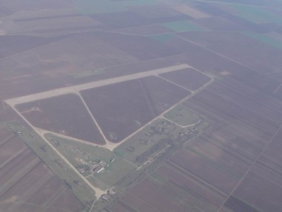 Aerodrom Alexeni
