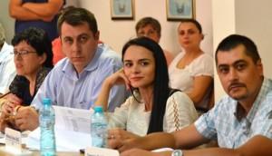 consilierii Opozitiei Slobozia