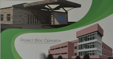Bloc operator SJU