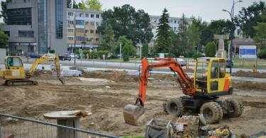 Parcare subterana Slobozia 2018