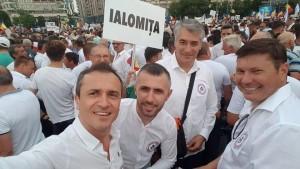 Proteste PSD