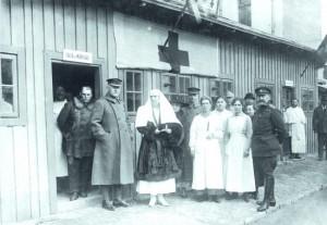 Crucea Rosie istorie