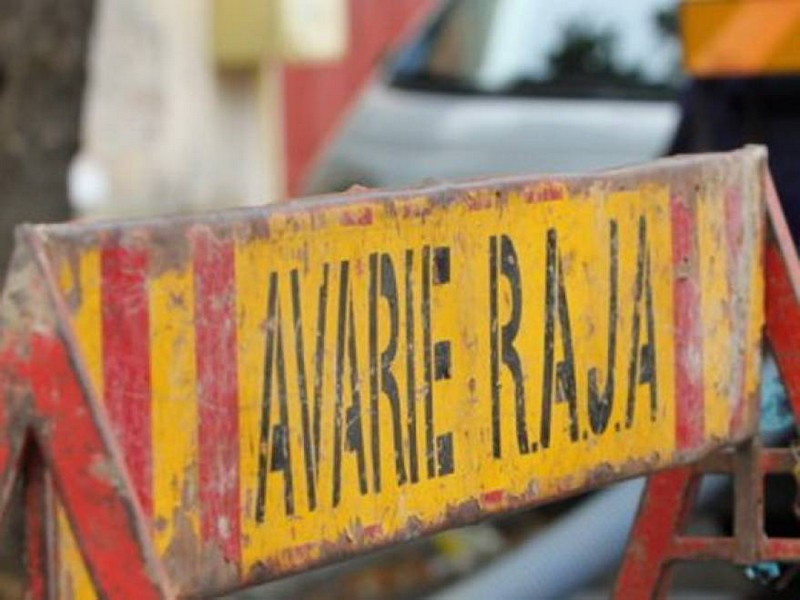 Avarie RAJA S.A.