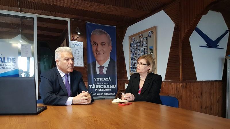 ALDE Gae Ionel Interviu