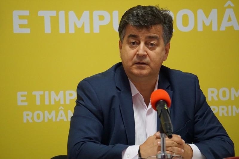 Gheorghe Tinel septembrie