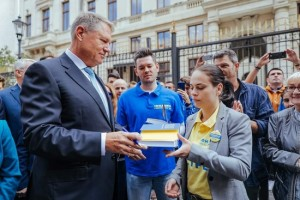 Iohannis candidat
